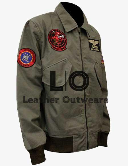 Top-Gun-2-Green-Jacket