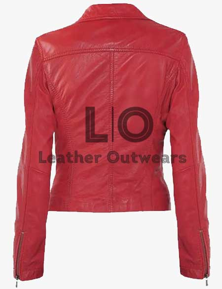 Ben-10-Alien-Swarm-Elena-Validus-Red-Leather-Jacket