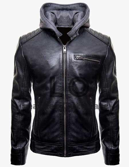 Gotham-David-Mazouz-Batman-Black-Leather-Jacket