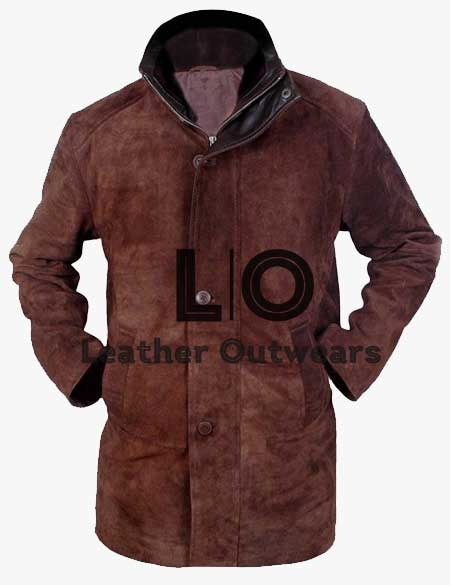Longmire-Robert-Taylor-Brown-Leather-Coat