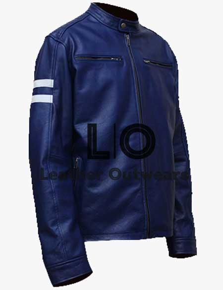 Men-Aviatrix-Slim-White-Stripes-Leather-Jacket