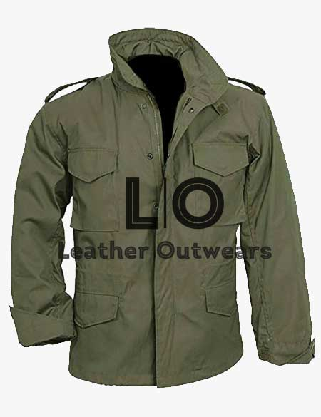Rambo-Last-Blood-Sylvester-Stallone-Green-Cotton-Jacket