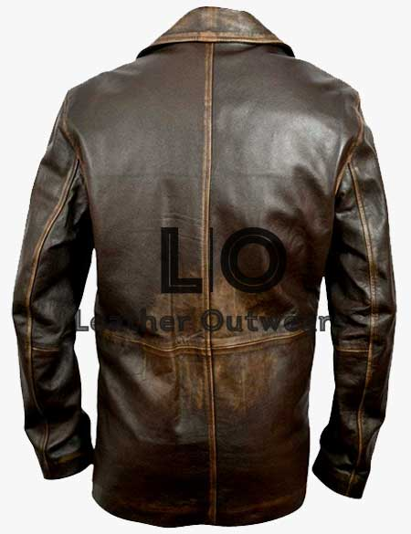 Supernatural-Dean-Winchester-Brown-Distressed-Leather-Coat
