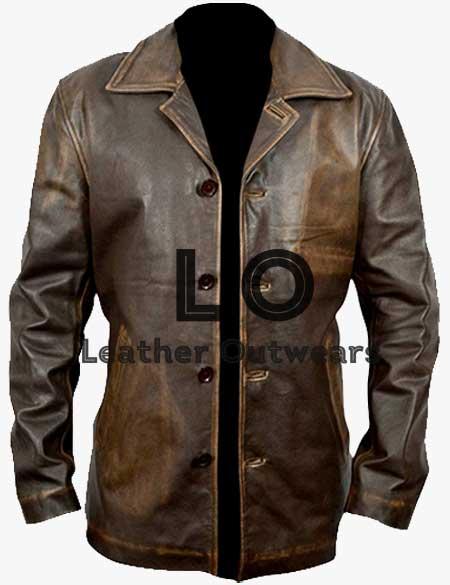 Supernatural-Jensen-Ackles-Brown-Distressed-Leather-Coat