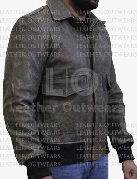 The-A-Team-Dwight-Schultz-Tiger-Leather-Jacket