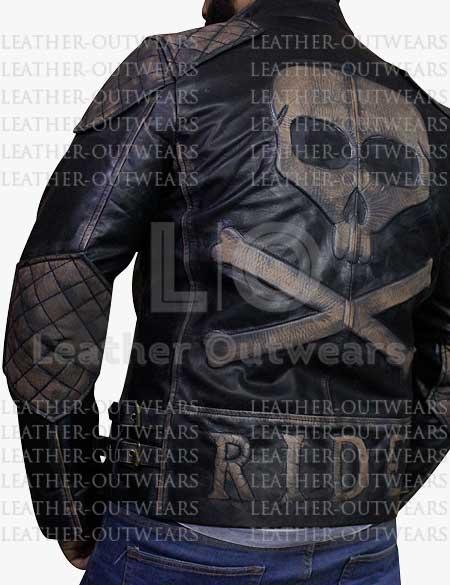 Vintage-Skull-Embossed-Black-Leather-Jacket