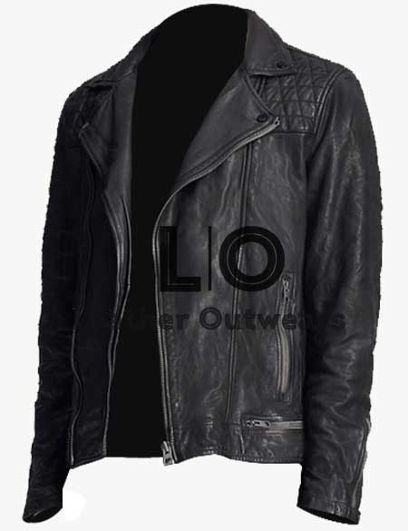 13-Reasons-Why-Christian-Navarro-Black-Leather-Jacket