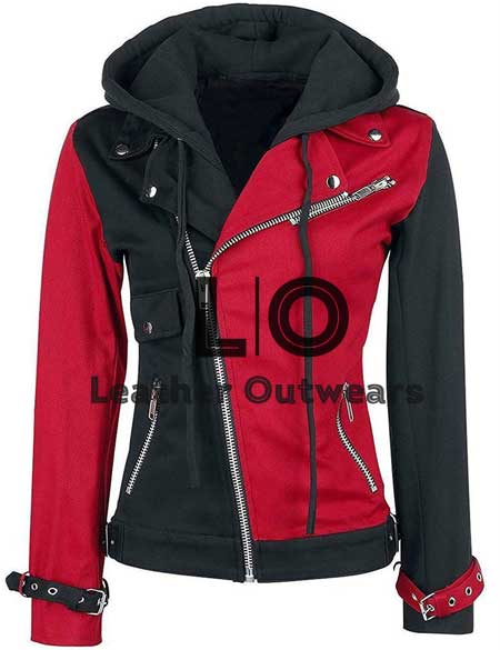 Harley-Quinn-Hoddie-Belted-Halloween-Jacket