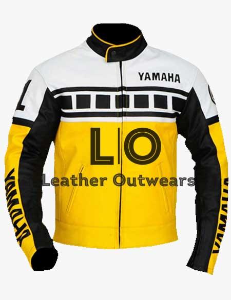Yamaha-Yellow-Motorcycle-Jacket