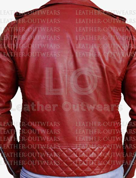 Cherry-Red-Quilted-Motorcycle-Leather-Jacket