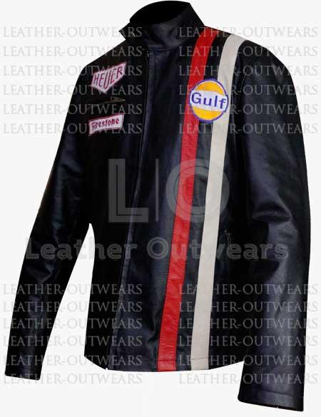 Le-Mans-Steve-McQueen-Black-Leather-Jacket