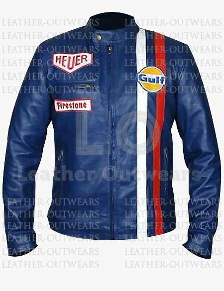 Le-Mans-Steve-McQueen-Michael-Blue-Jacket