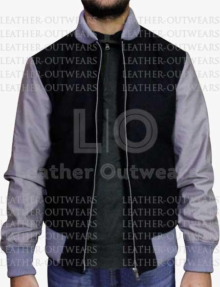 Black-&-Grey-Baseball-Varsity-Jacket