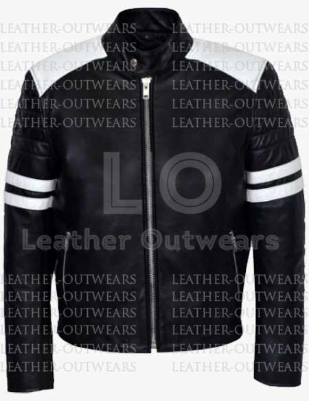Fight-Club-Brad-Pitt-Mayhem-Black-Leather-Jacket