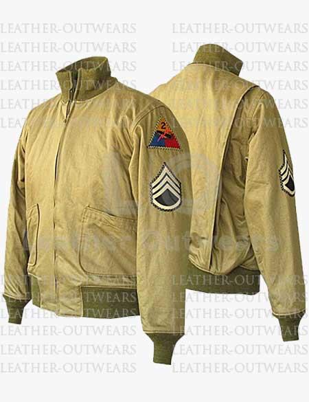 Fury-Brad-Pitt-Tanker-Bomber-Jacket