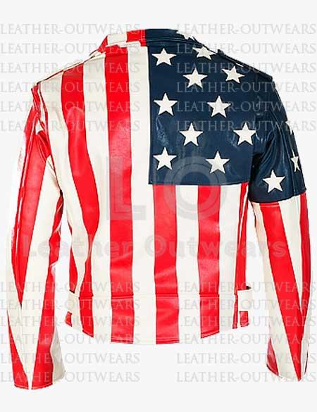 Meek-Mill-American-Flag-Motorcycle-Leather-Jacket