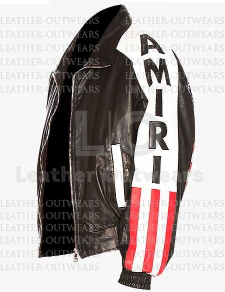 Meek-Mill-Black-Leather-Jacket