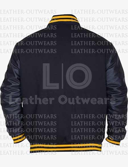 Pittsburgh-Pirates-Baseball-Bomber-Leather-Jacket