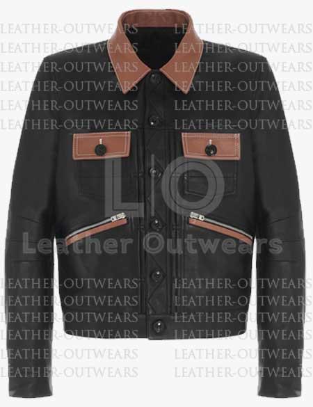Power-Book-II-Ghost-Michael-Rainey-Leather-Jacket