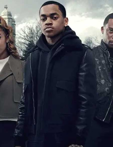 Power-Book-II-Ghost-Tariq-James-Patrick-Leather-Sleeves-Jacket