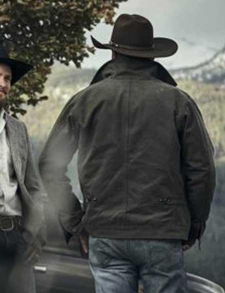 Yellowstone-Kevin-Costner-Grey-Jacket
