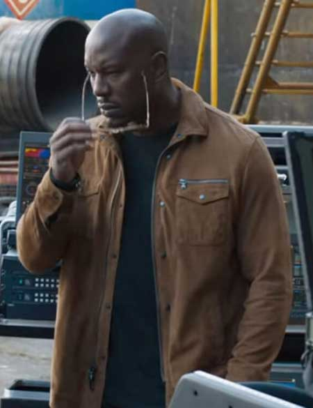 Fast-&-Furious-9-Tyrese-Gibson-Brown-Jacket