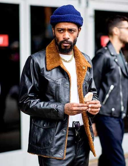 Lakeith-Stanfield-Leather-Jacket