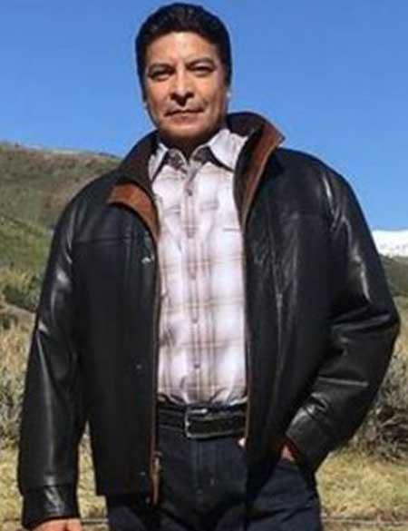 Yellowstone-Gil-Birmingham-Leather-Jacket
