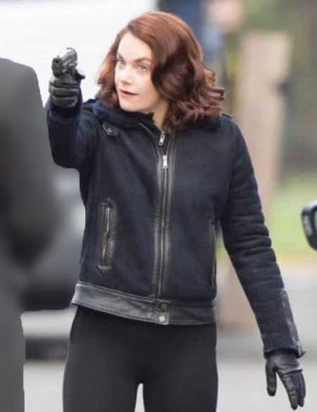 Luther-Alice-Morgan-Suede-Leather-Jacekt