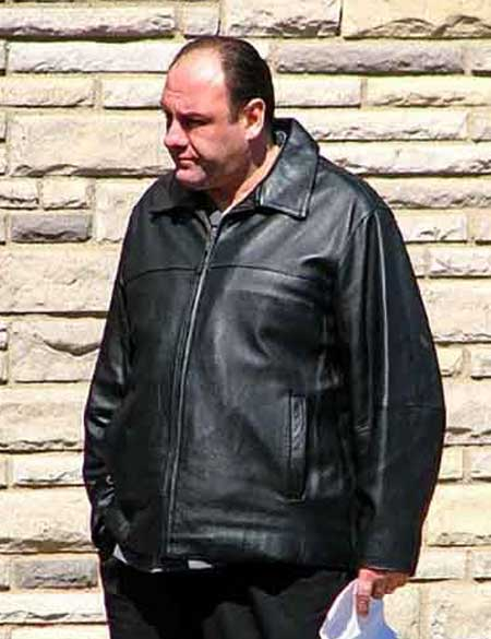 The-Sopranos-James-Gandolfini-Black-Leather-Jacket