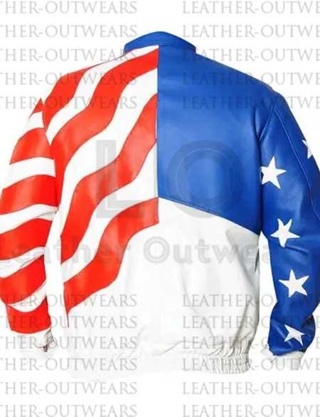Vanilla-Ice-American-Flag-Leather-Jacket