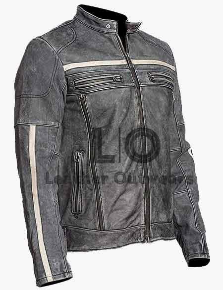 Affliction-Cafe-Racer-Vintage-Retro-Moto-Grey-Distressed-Leather-Jackets