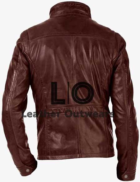 Arrow-John-Diggle-Leather-Jacket