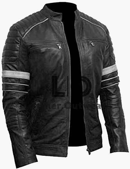 Cafe-Racer-Unique-Style-Mens-Classic-Biker-Vintage-Leather-Jackets
