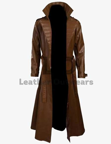 Channing-Tatum-Gambit-Brown-Leather-Coat