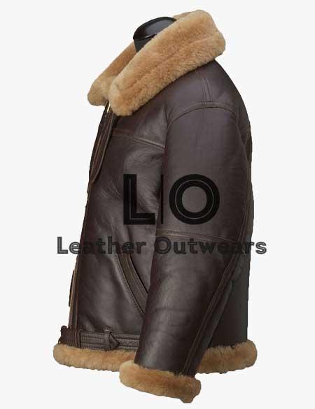 Justice-League-Arthur-Curry-Fur-Leather-Jacket
