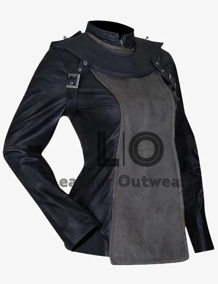 Sky-Captain-and-the-World-of-Tomorrow-Franky-Cook-Officer-Leather-Vest
