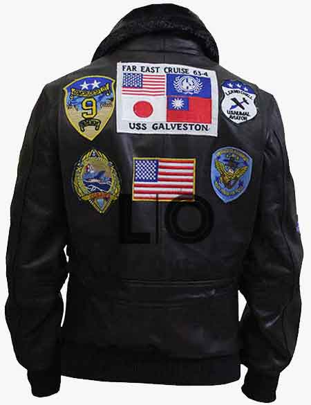 Top-Gun-Tom-Cruise-Brown-Jacket