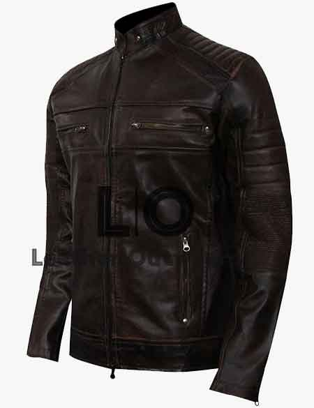 Vintage-Cafe-Racer-Dark-Brown-Leather-Jacketss